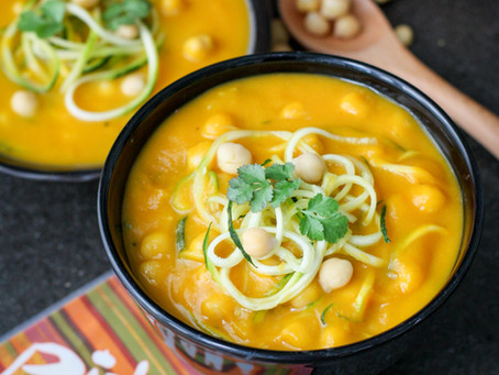 Lazy Foodie Gourmet Pumpkin Soup