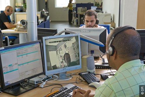 Centre de télé-surveillance