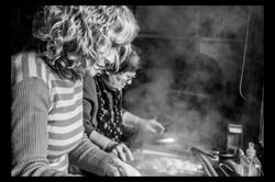 Cocineras de pasta italiana