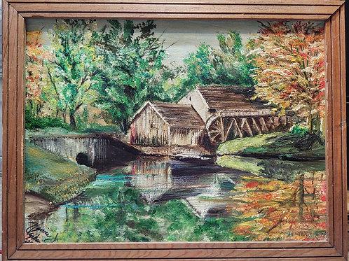 CP 20Y-031  Mabry Mill