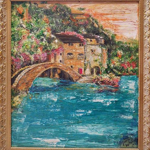CP 20Y-035  Italian Canal