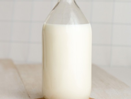 Almond Milk for Your Brain, Heart and Bones.