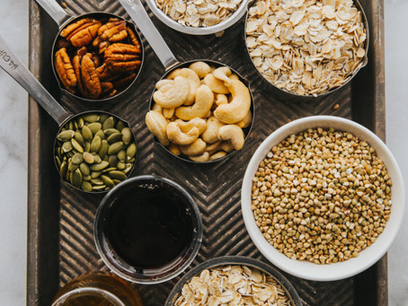 6 Benefits of a Gluten-Free Diet
