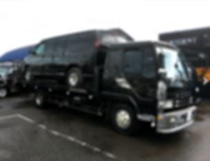 札幌搬送車積載車レンタカー