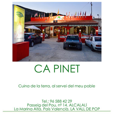 CA PINET