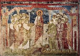 HYMN for Week 16/Mark 6:1-13/Jesus rejected