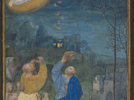 HYMN 272 Joy to the World/A Thousand Christmas Candles Gleam/Nu tändas tusen Juleljus.
