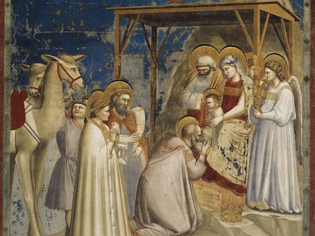 HYMN 289 All My Heart this Night Rejoices/The Journey of the Magi Bach Christmas Oratorio Part V