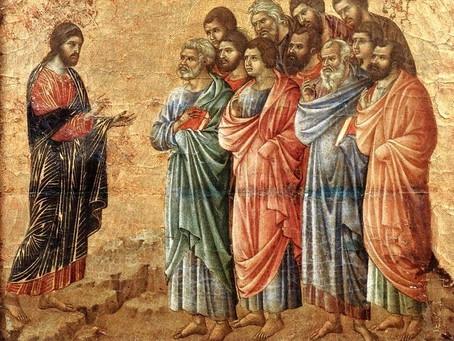 HYMN OF THE WEEK 5 Lord of all Hopefulness