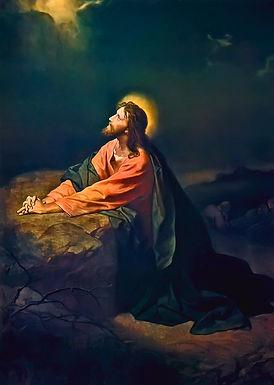 HYMN 354 The Hour in Dark Gethsemane