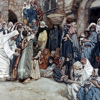HYMNS for Week 8 Jesus calls us Friend