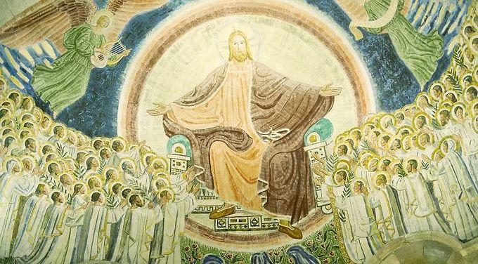 HYMN 302 Christ whose Glory Fills the Skies