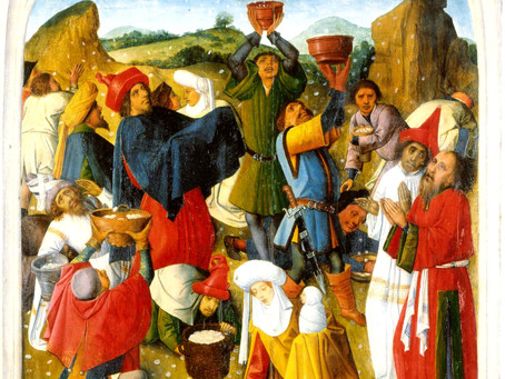 HYMN 20 O Living Bread from Heaven Tenth Sunday after Pentecost