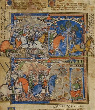 HYMN for Pentecost 11 David's Lamentation