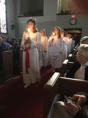HYMN 268 Rejoice, Rejoice, Believers/Santa Lucia