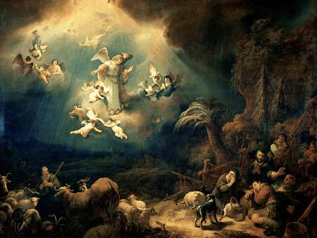 HYMN 278 It Came Upon the Midnight Clear/Angels We Have Heard on High/Nå har vi vaske Golvet