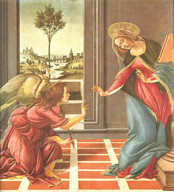 HYMN 269 Gabriel Hailed and Called her Favored/Bach's Magnificat