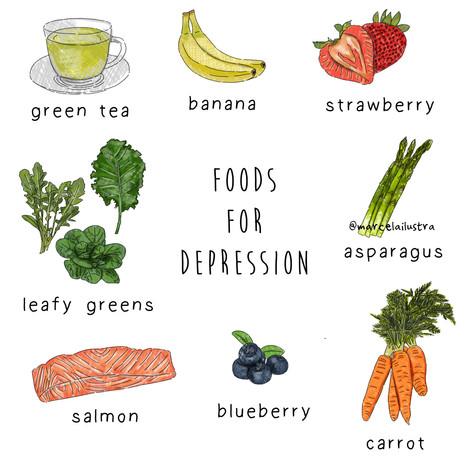 Foods Depression