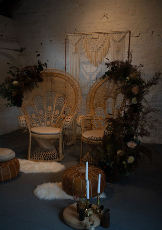 Stanford Farm Styled Shoot