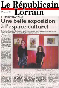 Galerie Montoy-Flanville