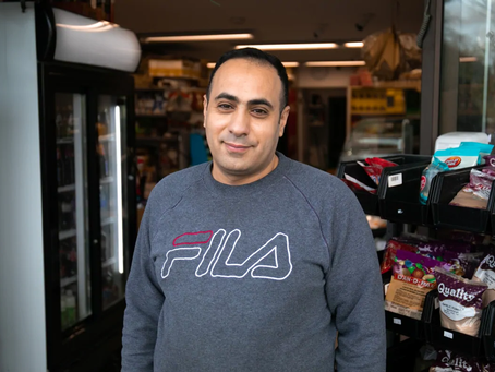 Syrian refugees in Victoria
