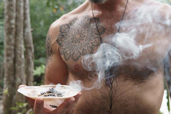 Shamanistic rituals
