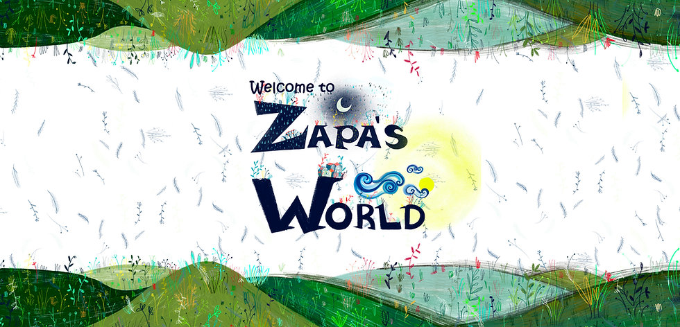 welcome Zapa World