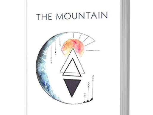New Title! Laura Ding-Edwards Publishes 'The Mountain' with That Guy's House!