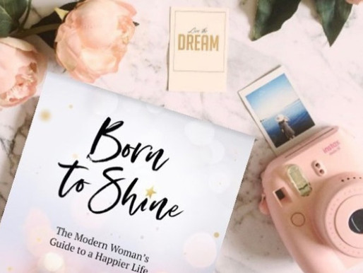 New Title! Cat Raincock Publishes 'Born To Shine' with That Guy's House!