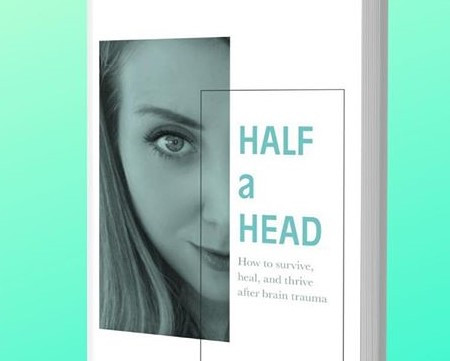 New Title! Gemma Bromley Publishes 'Half a Head' with That Guy's House!