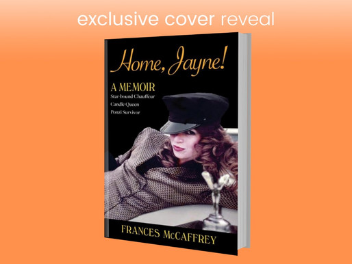 Frances McCaffrey Signs Publishing Deal with That Guy's House! Plus Release Date!
