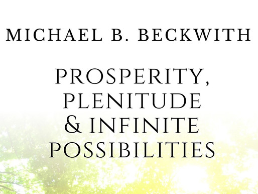 Michael Bernard Beckwith Signs Publishing Deal with That Guy's House! Plus Release Date!
