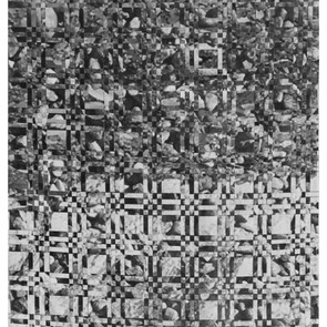 Untitled 2 (paper weaving)