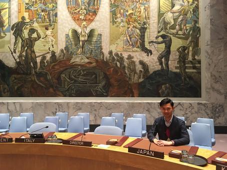 SDGsを国連で担当したことがきっかけ(審査委員応援メッセージ)
