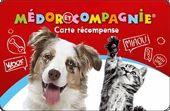 Logo Animalerie Médor et Compagnie