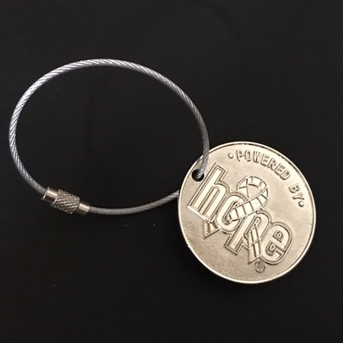 PBH Coin of Courage Key Chain