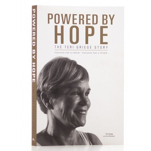 Powered By Hope: The Teri Griege Story Paperback