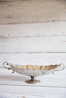 Silver Shell bowl