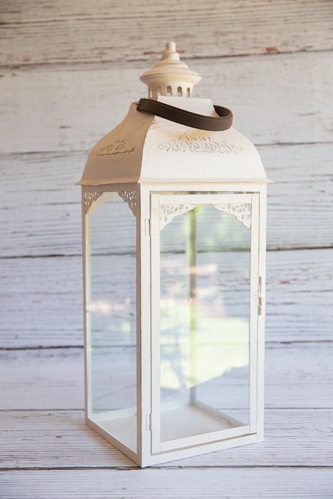 Large Vintage Lantern