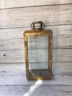 Gold Antique Lantern