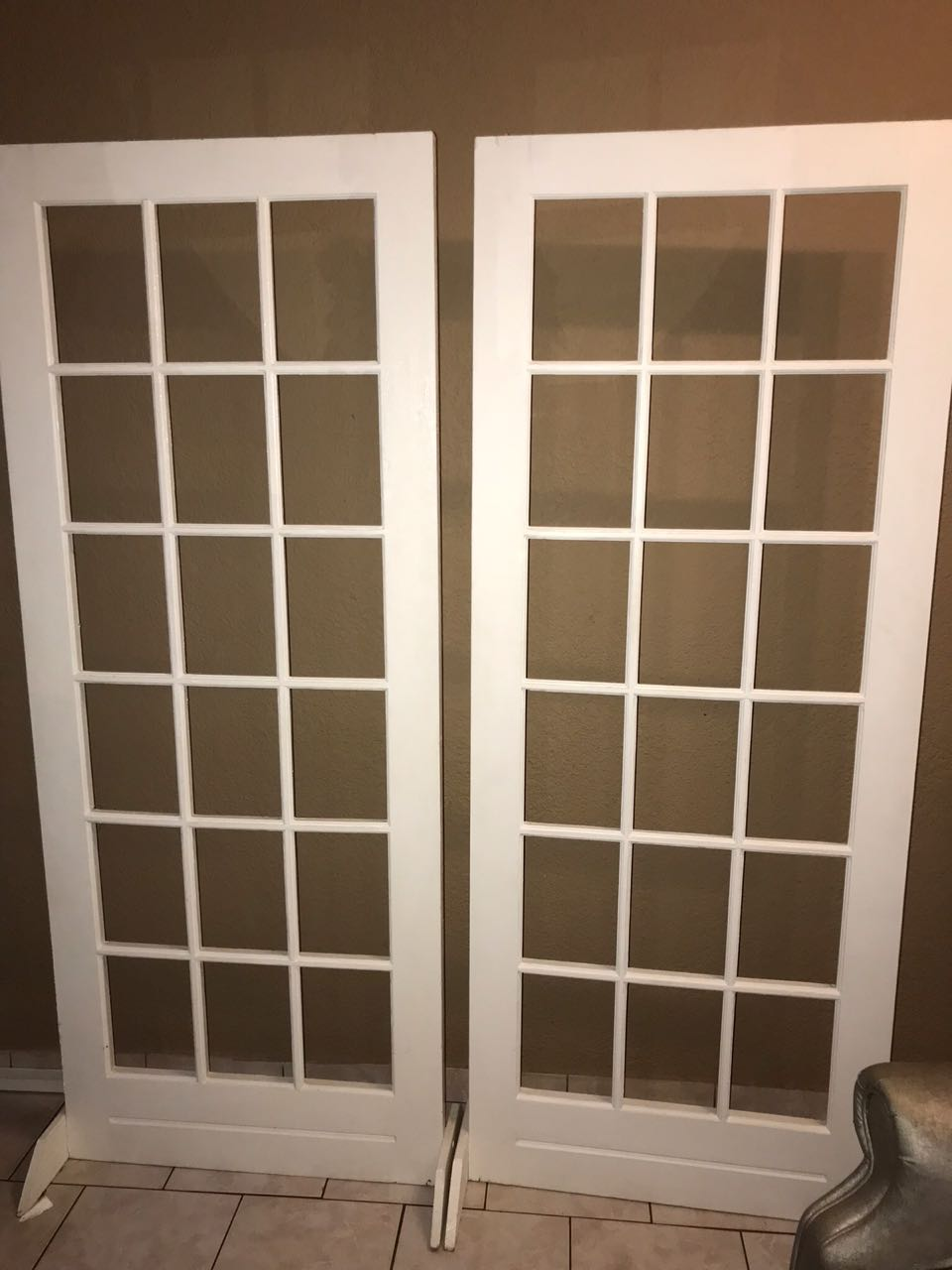 Cottage Pane Doors