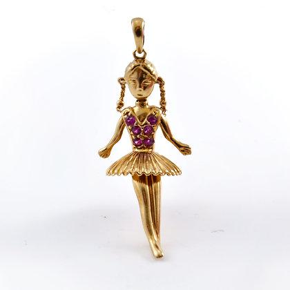 9ct Ballerina