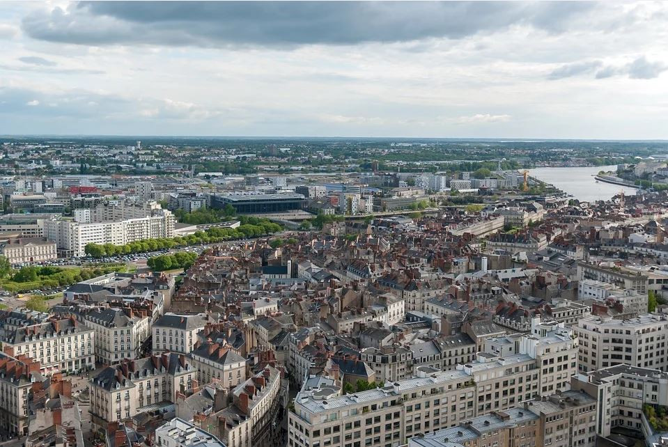 vue tour de Bretagne