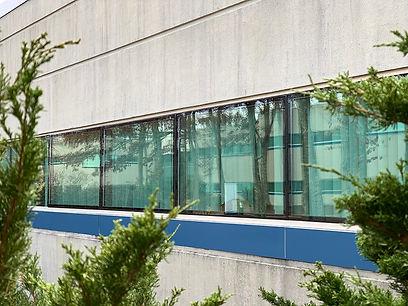 INOVUES Glazing Shields
