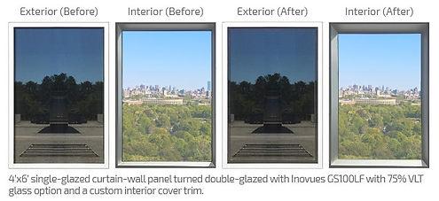 Inovues Glazing Shield