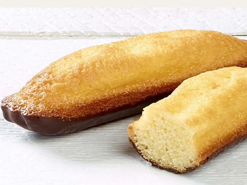 MADELEINES PUR BEURRE COCO § CHOCOLAT 600G
