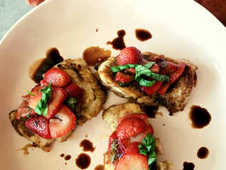 Strawberry Balsamic Chicken 3.03 Application Anxiety