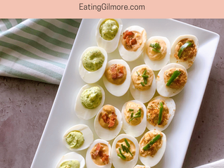 Deviled Eggs Four Ways 3.06 Take the Deviled Eggs...