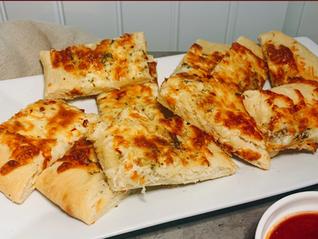 Cheesy Bread 3.05 8 O'clock at the Oasis
