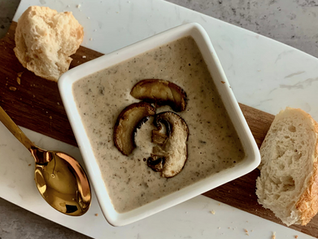Mushroom Soup 2.17 Dead Uncles and Vegetables